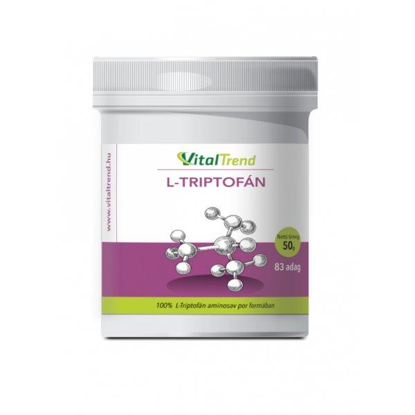 L-Triptofán por - 50g