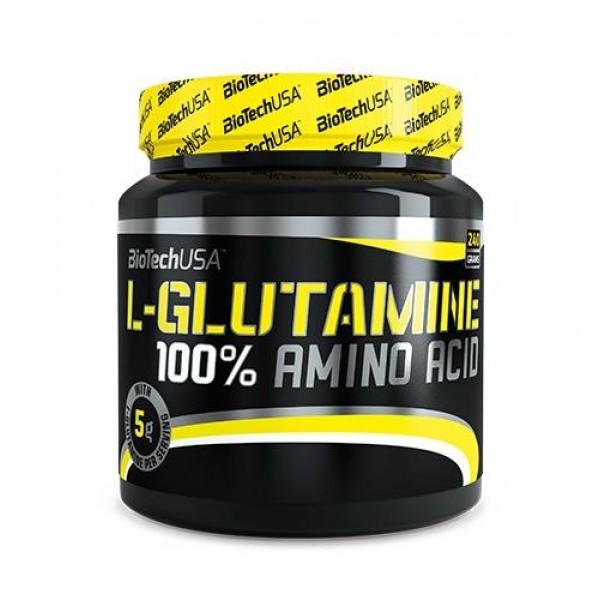 L-Glutamin por 240g