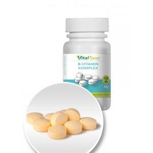 B-Vitamin komplex - 120 db