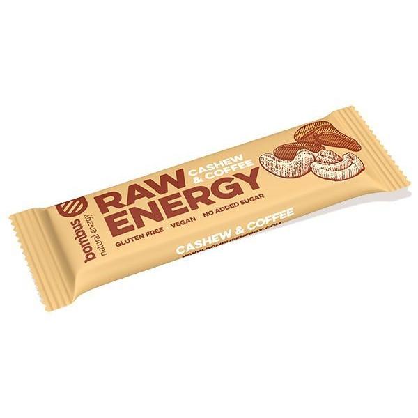 Raw Energy nyers szelet 50g - Kesu-Kávé