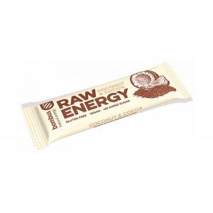 Raw Energy nyers szelet 50g - Kókusz-Kakaó