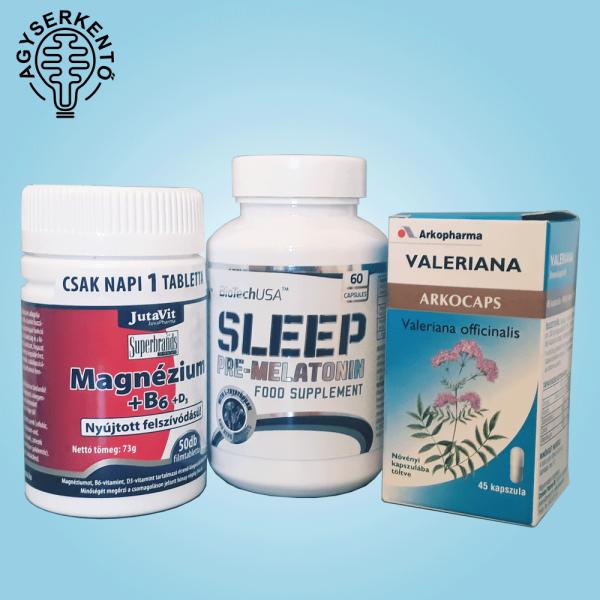 Jobb Alvás csomag - 1 havi válogatás