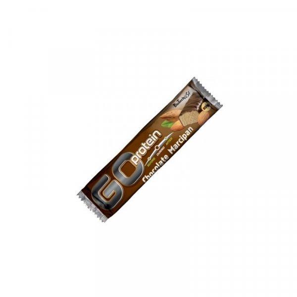 GO Protein szelet 80g - Csokoládé-Marcipán