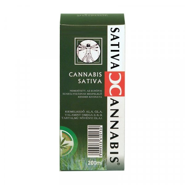 Cannabis Sativa Olaj 200ml