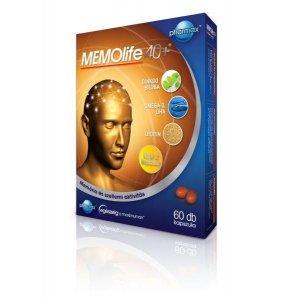 Memolife 40+ Agyvitamin kapszula - 60db