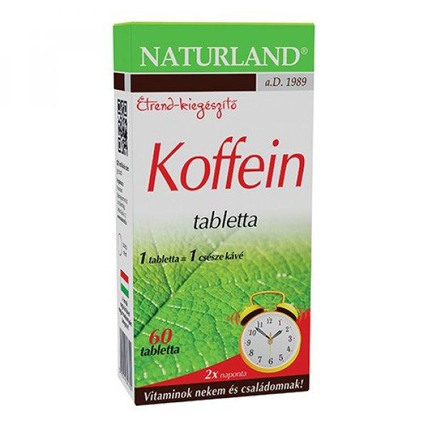 Koffein tabletta 100mg - 60db