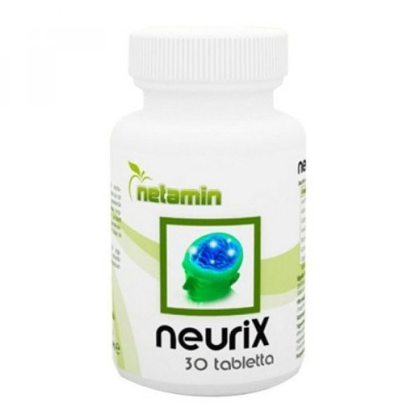 NeuriX Agyvitamin tabletta - 30db