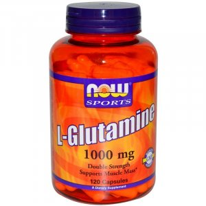 L-Glutamin kapszula 1000mg - 120db