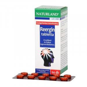 Reergin Szellemi regeneráló tabletta - 60db