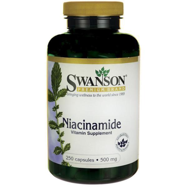 Niacin (B3-Vitamin) kapszula 500mg - 250db