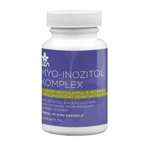 Myo-Inozitol Komplex kapszula - 60db
