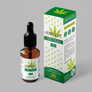 Hemp4Life CBD olaj 5% - 30 ml