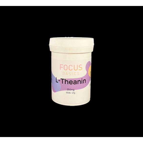 FOCUS L-Theanin kapszula - 60db