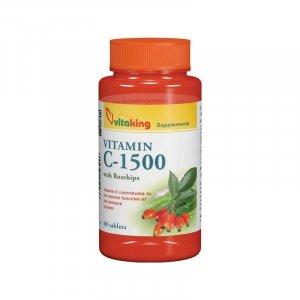 C-vitamin 1500mg Nyújtott felszívódású - 60db
