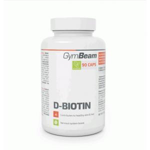 D-biotin - 90db - GymBeam