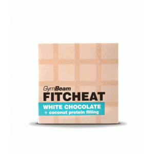Fitcheat Protein Chocolate - 90g (étcsoki-vanília) - GymBeam