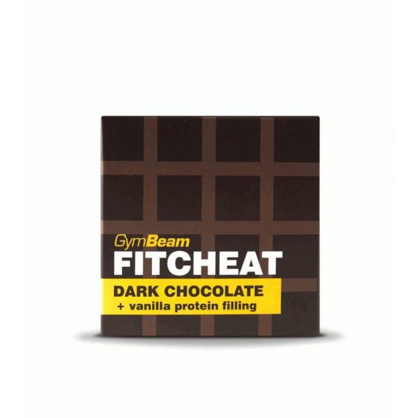 Fitcheat Protein Chocolate - 90g (fehércsoki kókusz) - GymBeam