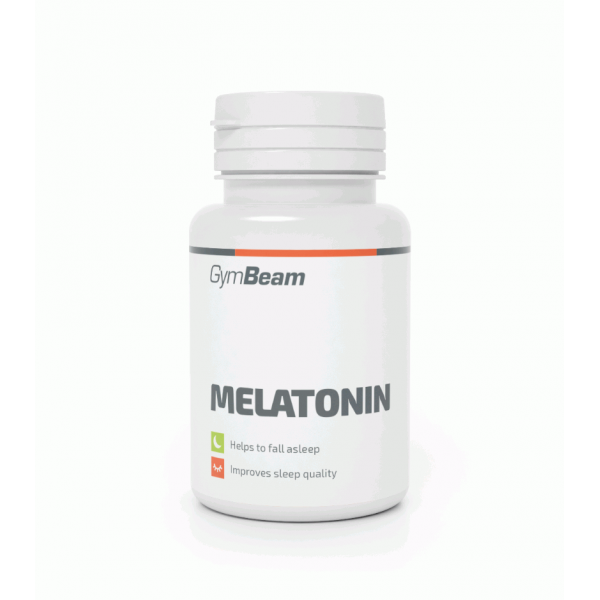 Melatonin - 120db - GymBeam