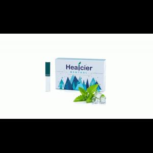 HEALCIER - MENTOL 1.8 NIKOTINMENTES HEVÍTŐRÚD - 1 DOBOZ