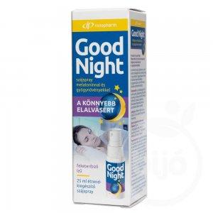 Innopharm good night szájspray melatoninnal és gyógynövényekkel - 25 ml
