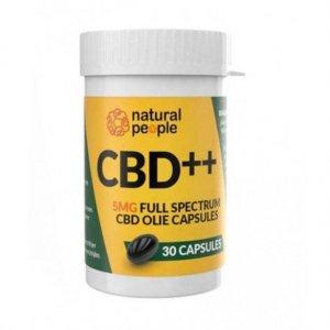 CBD Kapszula 4% - 30db