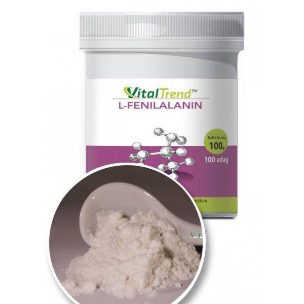 L-Fenilalanin por - 100g