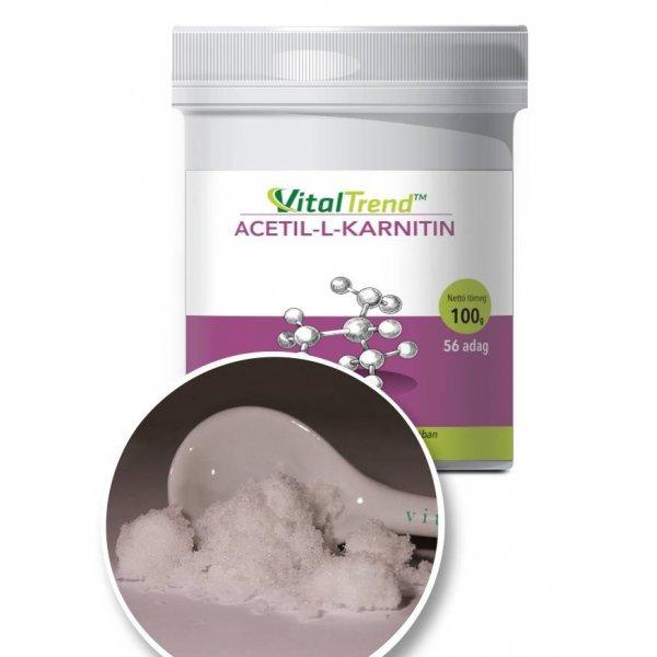 Acetil-L-Karnitin (ALC) por- 100g